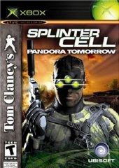 Box shot of Tom Clancy's Splinter Cell: Pandora Tomorrow [North Americ