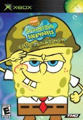 Box shot of SpongeBob SquarePants: Battle for Bikini Bottom [North America]