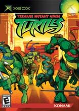 Box shot of Teenage Mutant Ninja Turtles [North America]