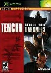 Tenchu: Return from Darkness - Xbox - NTSC-U (North America)