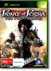 Box shot of Prince of Persia: The Two Thrones [North America]