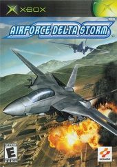 Box shot of Airforce Delta Storm [North America]