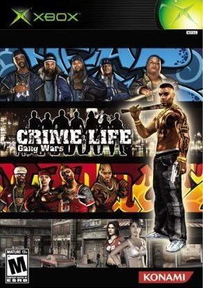 Crime Life: Gang Wars - Xbox - NTSC-U (North America)