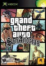 Grand Theft Auto: San Andreas - Xbox - NTSC-U (North America)