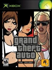 Box shot of Grand Theft Auto: The Trilogy [North Americ