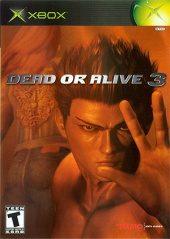 Box shot of Dead or Alive 3 [North America]