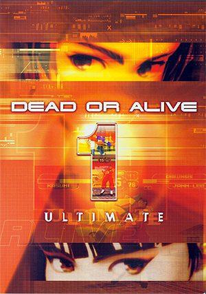 Dead Or Alive Ultimate - Xbox - NTSC-U (North America)