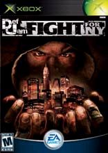 Box shot of Def Jam Fight For NY [North A