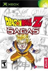 Box shot of Dragon Ball Z: Sagas [North America]