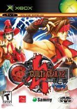 Guilty Gear X2 #Reload - Xbox - NTSC-U (North America)