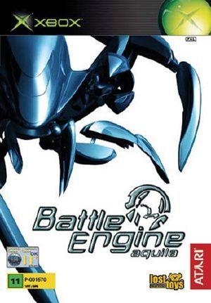 Battle Engine Aquila - Xbox - PAL (Europe)