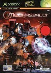 Box shot of MechAssault [Europe]
