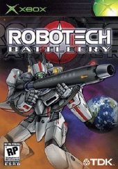 Box shot of Robotech: Battlecry [North America]