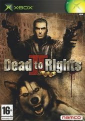 Box shot of Dead to Rights II [Europe]