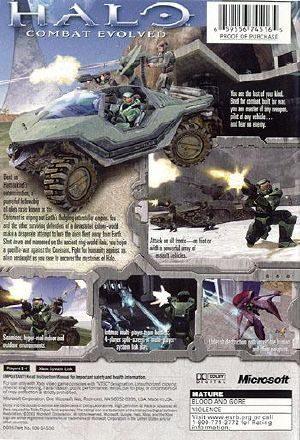 Halo - Xbox - NTSC-U (North America)