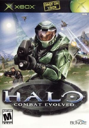 Halo - Xbox - NTSC-U (North America)