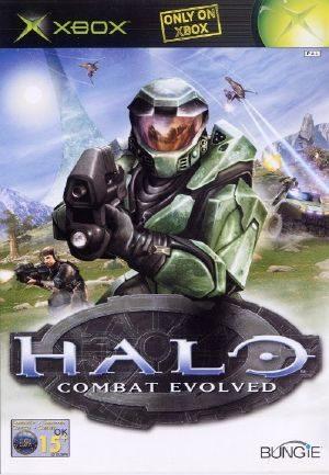Halo - Xbox - PAL (Europe)