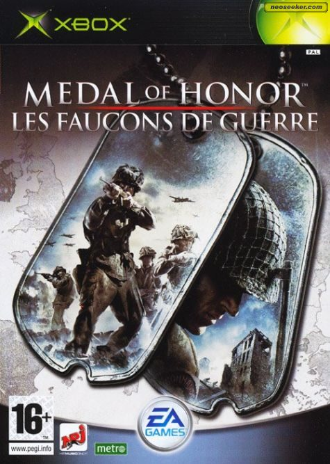 Medal of Honor: European Assault - Xbox - PAL (Europe)