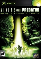 Box shot of Aliens Vs. Predator: Extinction [North America]