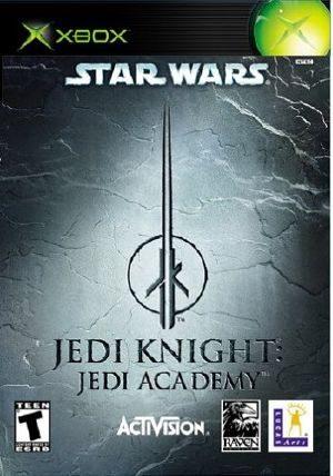 Star Wars Jedi Knight: Jedi Academy - Xbox - NTSC-U (North America)