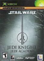 Box shot of Star Wars Jedi Knight: Jedi Academy [North America]