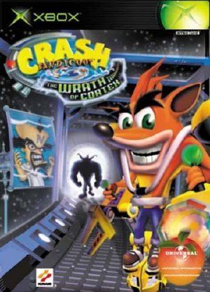 Crash Bandicoot: The Wrath of Cortex - Xbox - PAL (Europe)