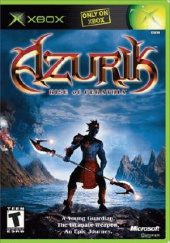 Box shot of Azurik: Rise of Perathia [North America]