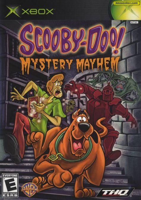Scooby-Doo! Mystery Mayhem - Xbox -