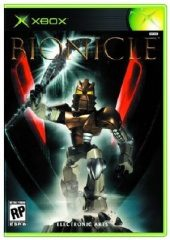 Box shot of Bionicle: The Game [North America]