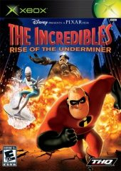 Box shot of The Incredibles: Rise Of The Underminer [North America]