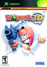 Box shot of Worms 3D [North America]