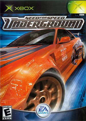 Need For Speed Underground - Xbox - NTSC-U (North America)