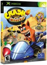 Box shot of Crash Nitro Kart [North America]