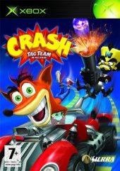 Box shot of Crash Tag Team Racing [Europe]
