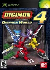 Box shot of Digimon World 4 [North America]