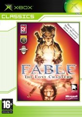Box shot of Fable: The Lost Chapters [Europe]