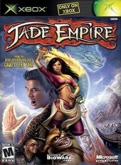 Box shot of Jade Empire [North America]