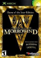 Box shot of The Elder Scrolls III: Morrowind G.O.T.Y. [North America]