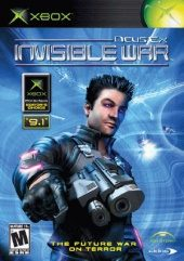 Box shot of Deus Ex 2: Invisible War [North America]