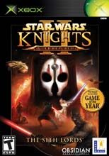 Box shot of Star Wars Knights of the Old Republic II [North America]