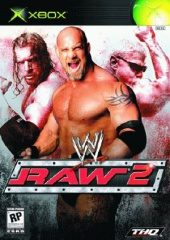 WWE Raw 2: Ruthless Aggression NTSC-U (North America) front boxshot