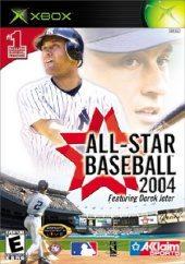 Box shot of All-Star Baseball 2004 [North America]