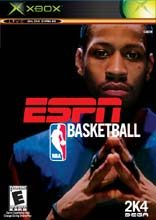 Box shot of ESPN NBA Basketball [North America]