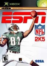 Box shot of ESPN NFL 2K5 [North America]