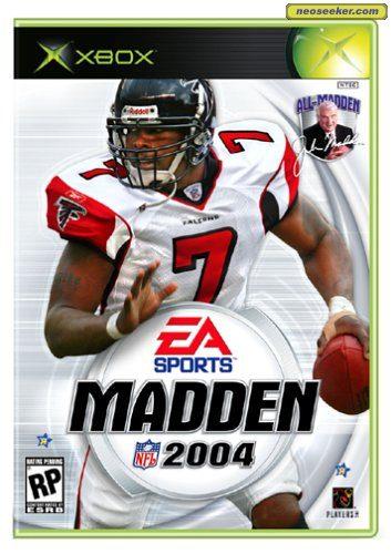 Madden NFL 2004 - Xbox - NTSC-U (North America)