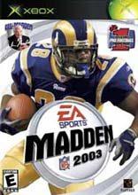 Madden NFL 2003 - Xbox - NTSC-U (North America)