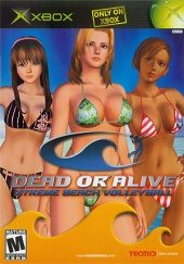 Box shot of Dead or Alive Xtreme Beach Volleyball [North America]
