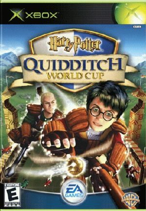 Harry Potter: Quidditch World Cup - Xbox - NTSC-U (North America)
