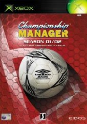 Box shot of Championship Manager Season 01/02 [Europe]