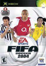 FIFA Soccer 2004 - Xbox - NTSC-U (North America)